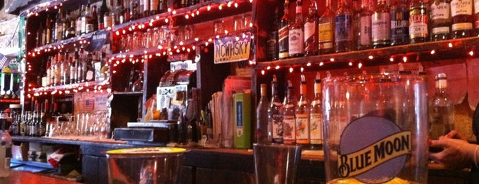 Nancy Whiskey Pub is one of Bars. Just a list of bars..