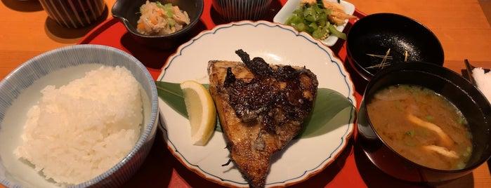 Takishita is one of fuji: сохраненные места.