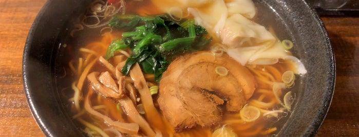 麺処 梅吉 is one of すきやな.