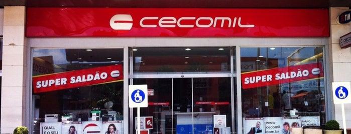 Cecomil is one of Locais curtidos por Sara.