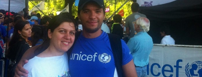 Carrera UNICEF 10k is one of Posti che sono piaciuti a Pablo.
