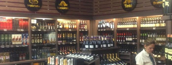 Fonseca Supermercados is one of Ana Carolina : понравившиеся места.