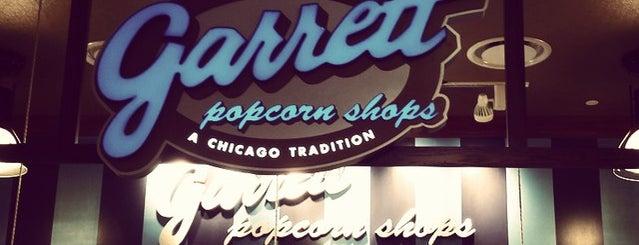 Garrett Popcorn Shops - Atlanta is one of Jordan'ın Kaydettiği Mekanlar.