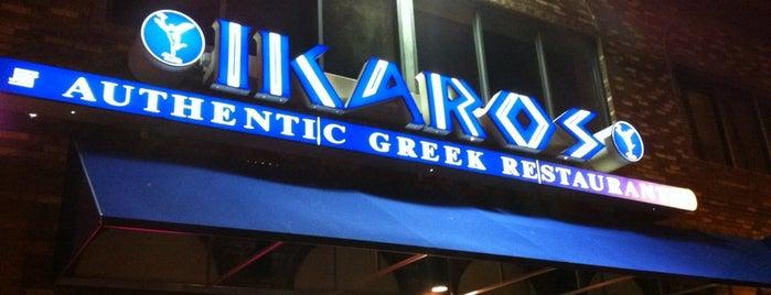Ikaros is one of BALTIMORE.