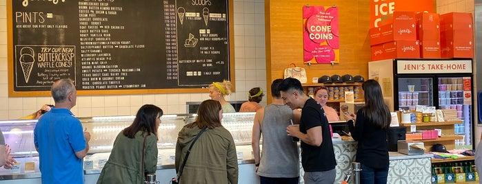 Jeni's Splendid Ice Creams is one of Nashville.