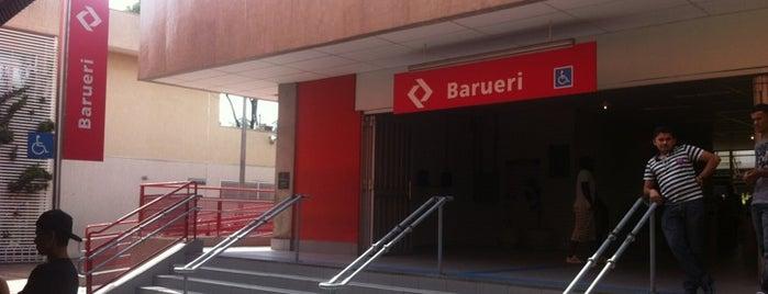 Estação Barueri (CPTM) is one of Por aí em Sampa.