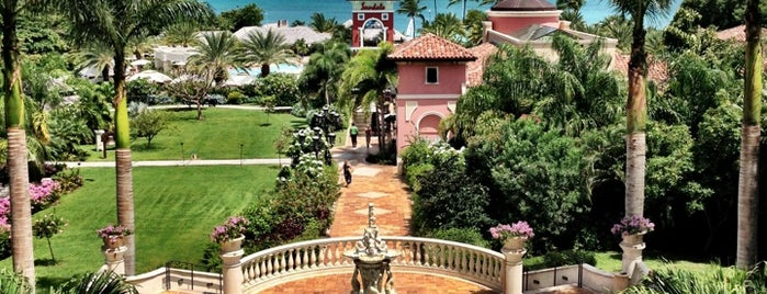 Sandals Grande Antigua Resort & Spa is one of Antigua.