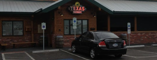 Texas Roadhouse is one of Texas / USA.
