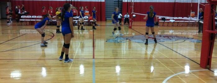 Grant Community High School is one of High Schools I Referee.