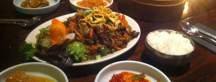 김치공주 is one of Berlín.