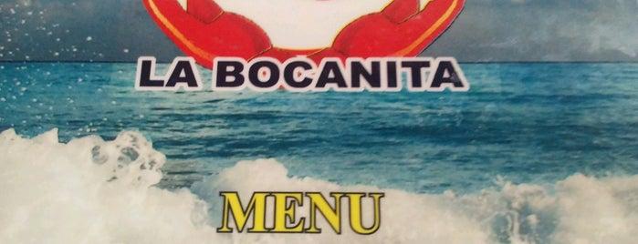 La Bocanita is one of สถานที่ที่ Reyna ถูกใจ.