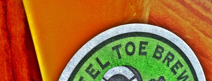 Steel Toe Brewing is one of Tap Rooms / Breweries in the Greater MN Area.