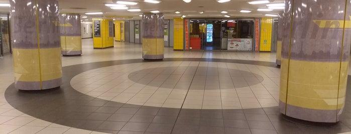 U Adenauerplatz is one of My personal list at Berlin.