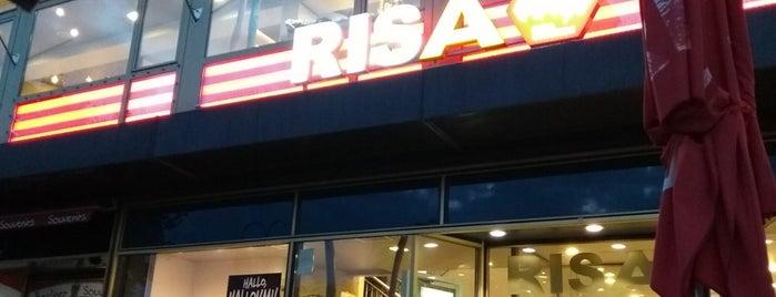 Risa Chicken is one of Orte, die Fernando gefallen.