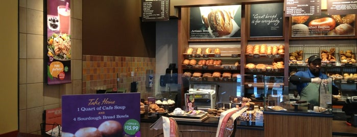Panera Bread is one of Must-visit Food in Warrenton.