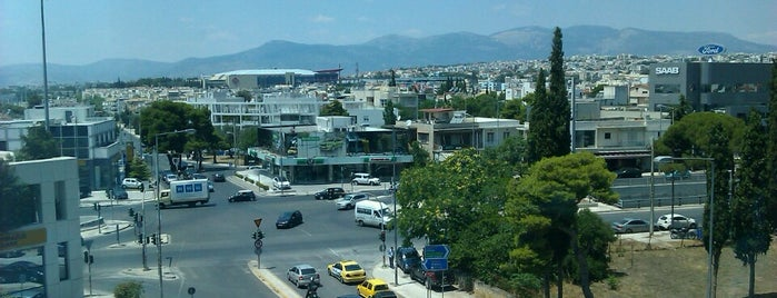 Παράδεισος Αμαρουσίου is one of Ifigenia: сохраненные места.