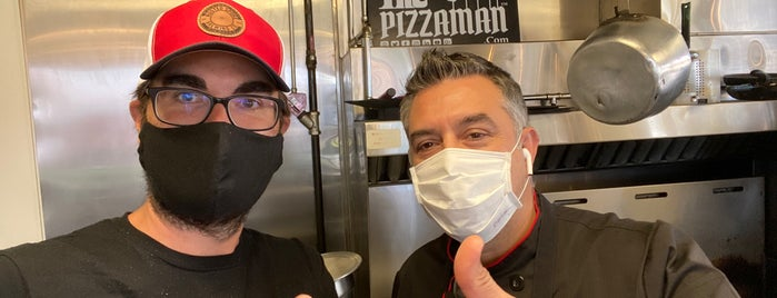 Fredi The PizzaMan is one of Pizza.