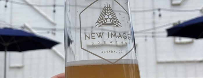 New Image Brewing is one of Denver todos: BEER.