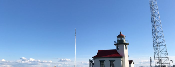 Point Robinson Lighthouse is one of Orte, die John gefallen.