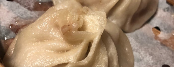Sammi & Soupe Dumpling is one of Posti salvati di Christine.