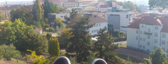 Městský park Špilberk is one of Locais curtidos por Matej.