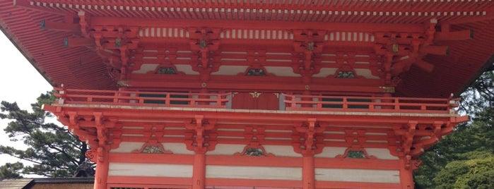 Hinomisaki Shrine is one of Orte, die ZN gefallen.