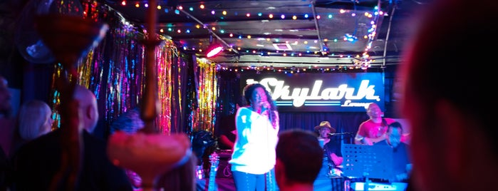 Skylark Lounge is one of Austin TODO.