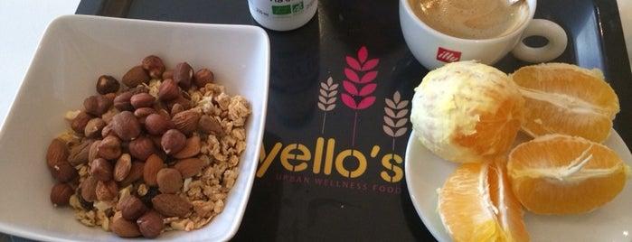 Yello's is one of Paris 9ème.