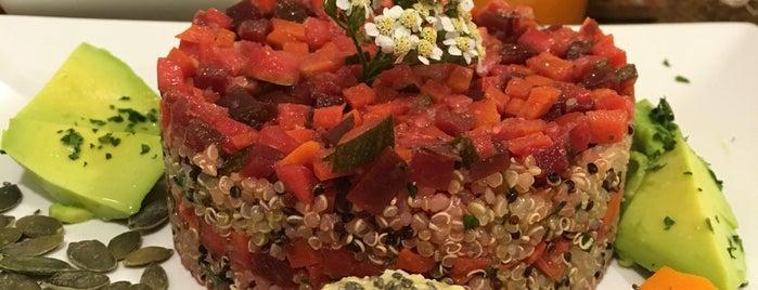 Bicocina Organic. is one of Posti salvati di Rocío.