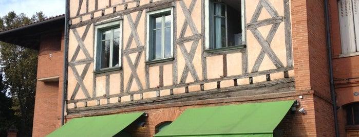 Café des Artistes is one of Toulouse.