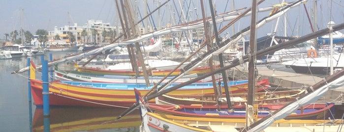 Port Barcarès is one of สถานที่ที่บันทึกไว้ของ Jean-Marc.