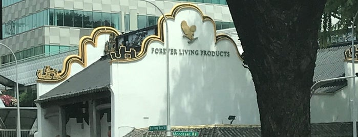 Forever Living Singapore is one of Chinatown D.