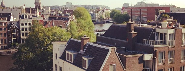 Hotel NH Amsterdam Caransa is one of Gespeicherte Orte von Y.Byelbblk.