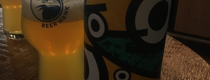 Beer Hawk is one of London's Best for Beer.
