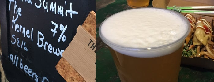 Modern Beer Bar is one of London's Best for Beer.