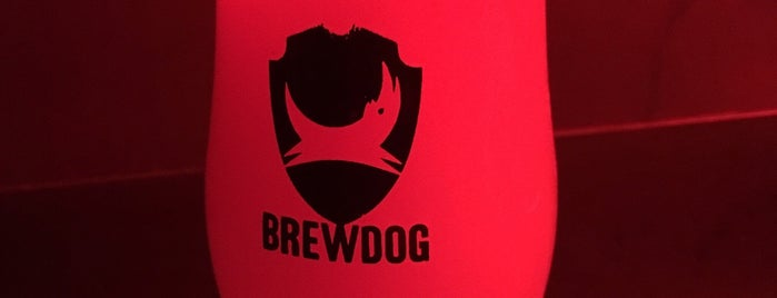 BrewDog Soho is one of RadNomad - London.