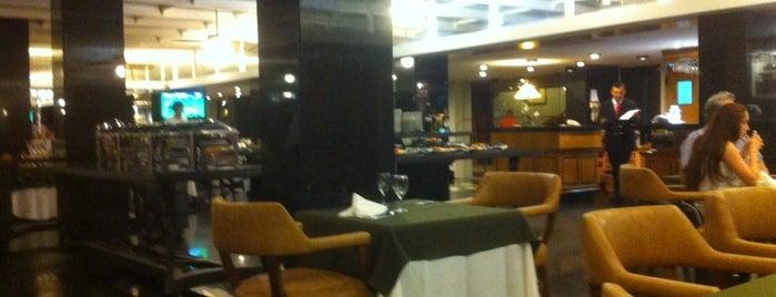 Restaurante Sala Verde is one of Outseas.