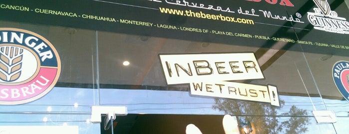The BeerBox is one of Melani 님이 좋아한 장소.
