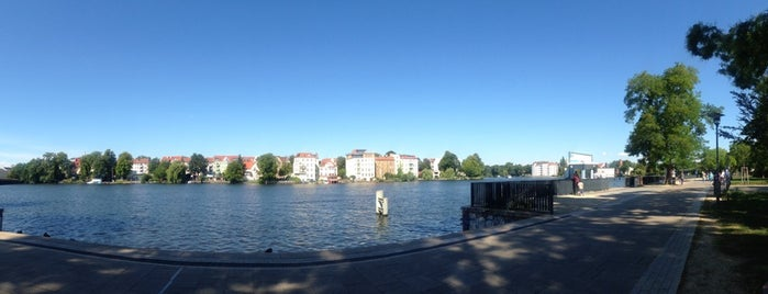 Promenade Köpenick is one of Grün und Blau Berlin.