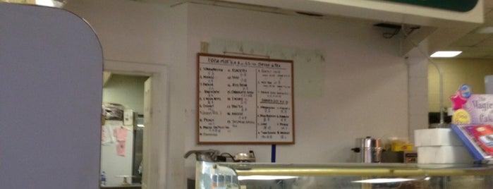 Dinho Bakery & Cafe is one of สถานที่ที่ Chester Thrash ถูกใจ.