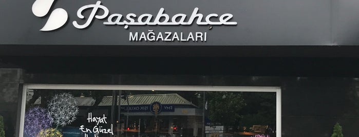 Pasabahce is one of Locais curtidos por Rose.
