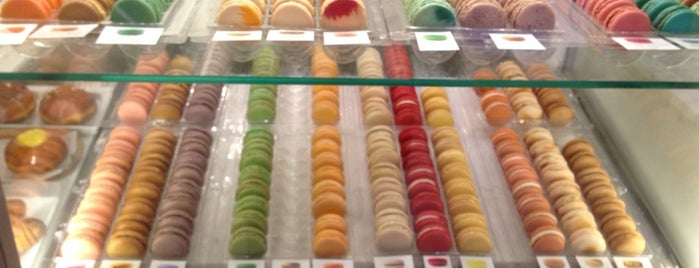 Macaron Parlour is one of NYC: Fast Eats & Drinks, Food Shops, Cafés.