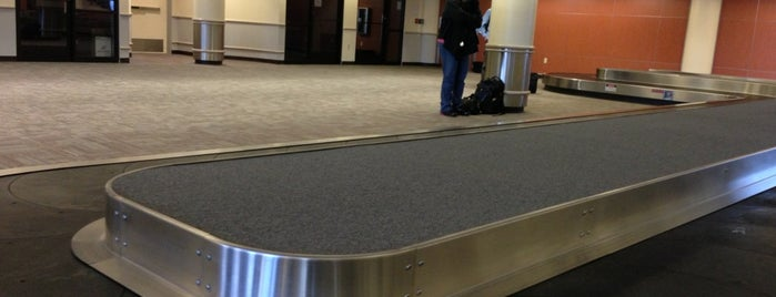 PWM Baggage Claim is one of Maine.