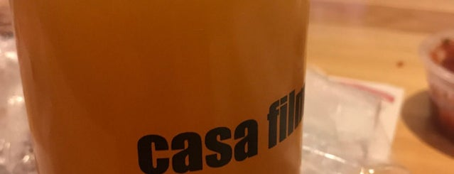 Casa Film Bar is one of Posti che sono piaciuti a Mich.