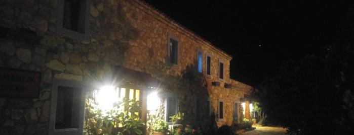 Bozcaada Ataol Çiftliği Hotel Restaurant is one of Gespeicherte Orte von oslem 🐇.
