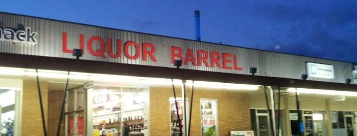 Liquor Barrel is one of Posti che sono piaciuti a DZalumni.