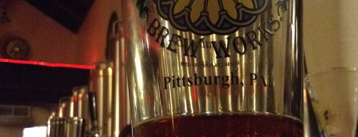 The Church Brew Works is one of Must See Pittsburgh.