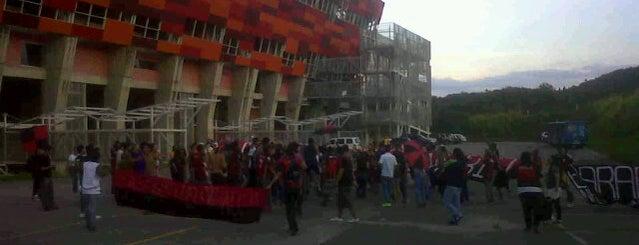 Estadio Metropolitano de Lara is one of Estadios.