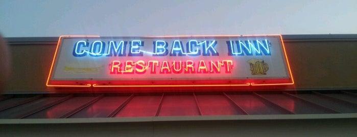 Come Back Inn is one of สถานที่ที่ Christopher ถูกใจ.