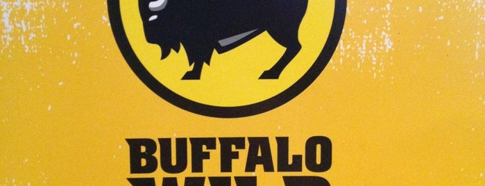 Buffalo Wild Wings is one of cliffs house.